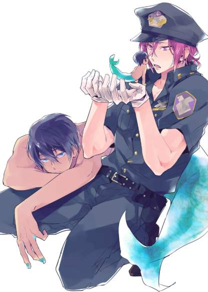 Free! - Ore to Omae no Miracle Love
