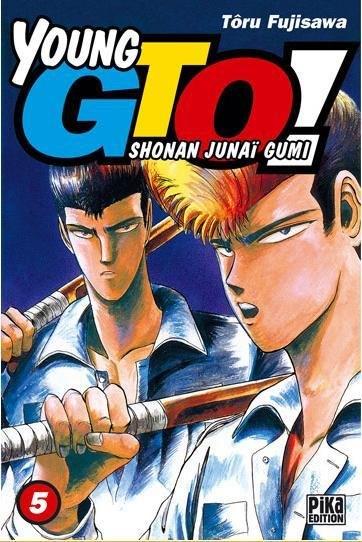 Young GTO! Shonan Junai Gumi